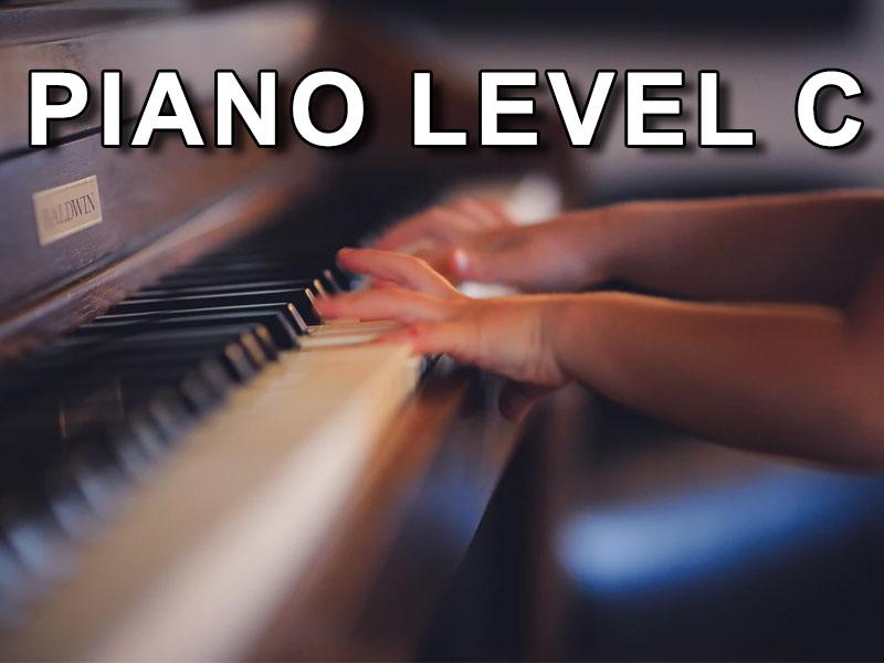 Piano Level C