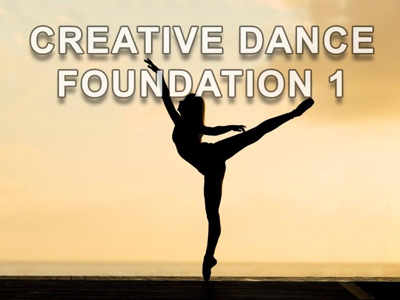 Creative Dance Foundation 1