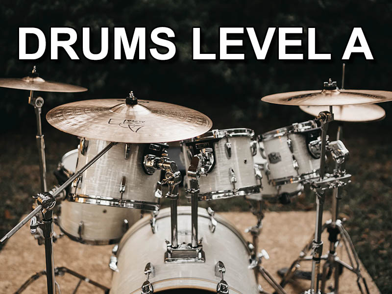 Drums level A